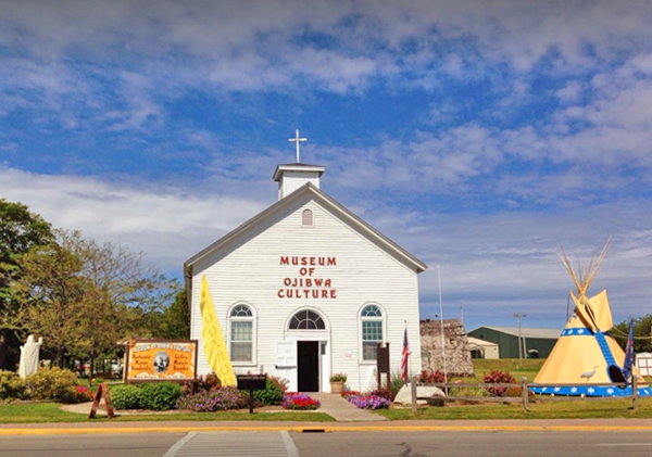St. Ignace Attractions | Ojibway Museum | St. Ignace Father Marquette