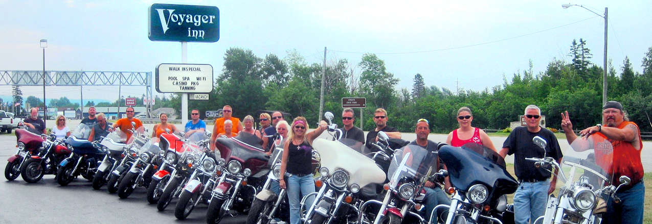 St. Ignace Bikers Package | UP Bikers | UP Cruising | Michigan Bikers Vacation Packages