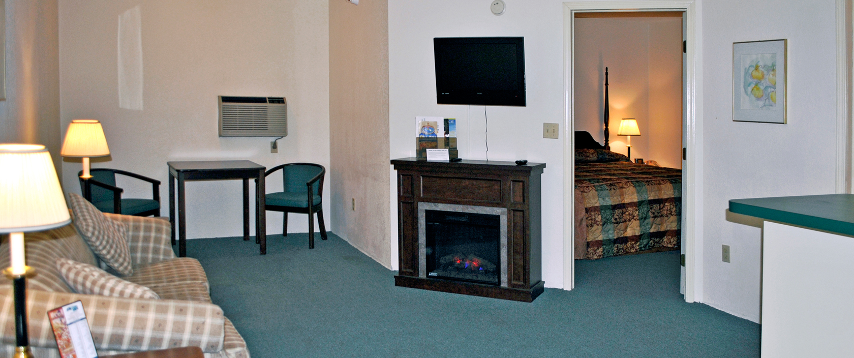 The Voyager Inn Of St Ignace Pet Friendly Hotel